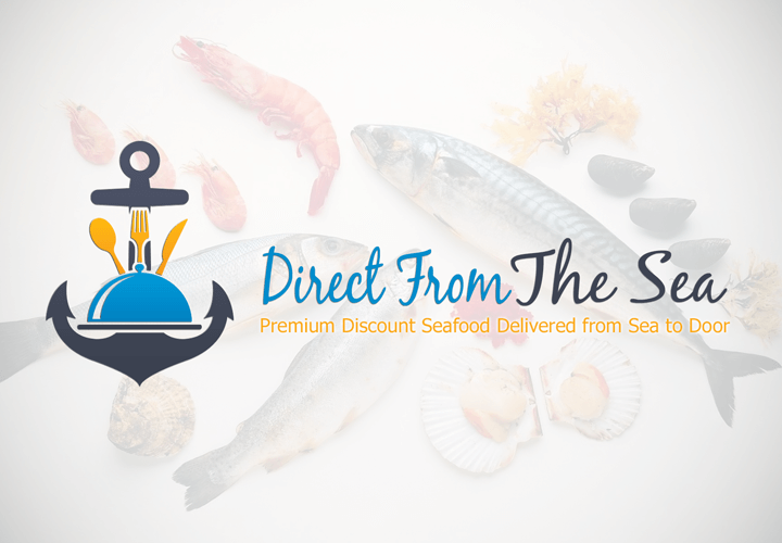 direct from the sea logo