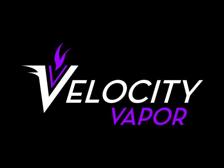 velocity vapor logo